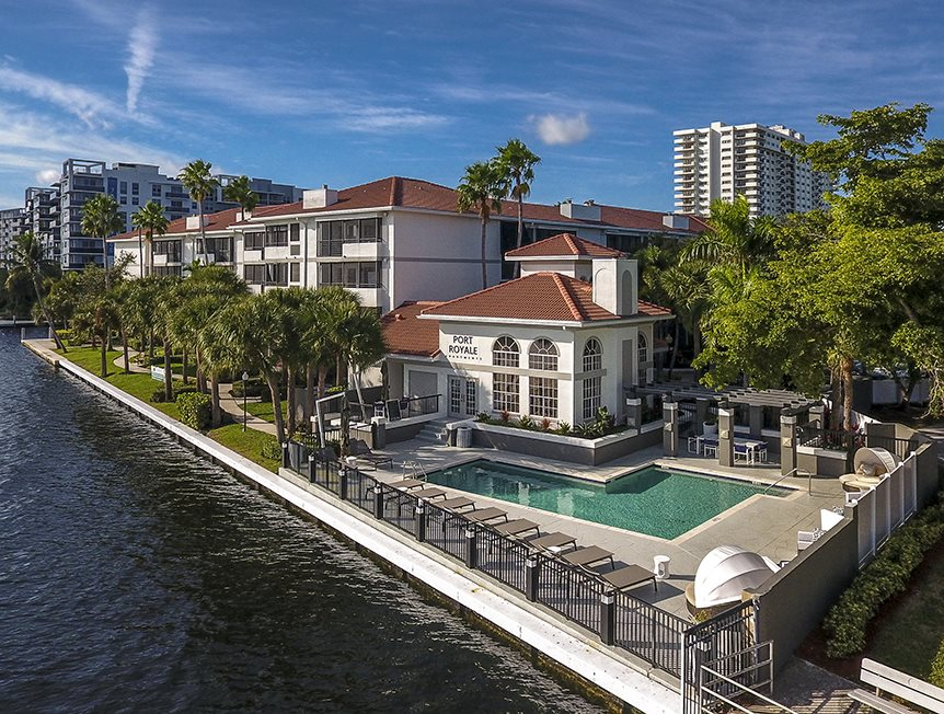 Luxury apartments  for rent | Fort Lauderdale, FL  |  Waterfront