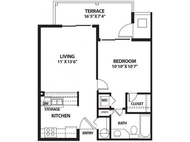 BAY Floor Plan 1