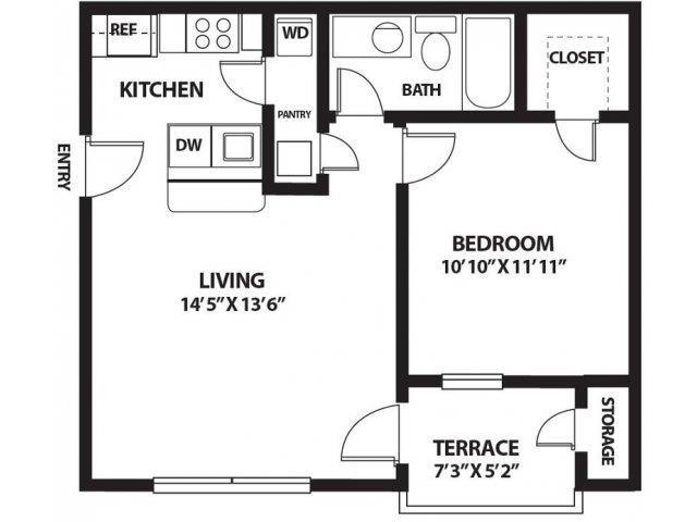 BIMINI Floor Plan 2