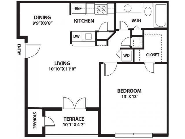 CAPTIVA Floor Plan 3