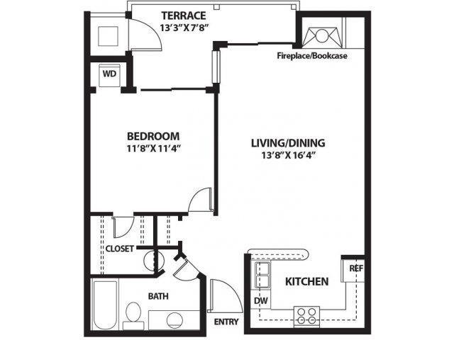 COVE Floor Plan 4