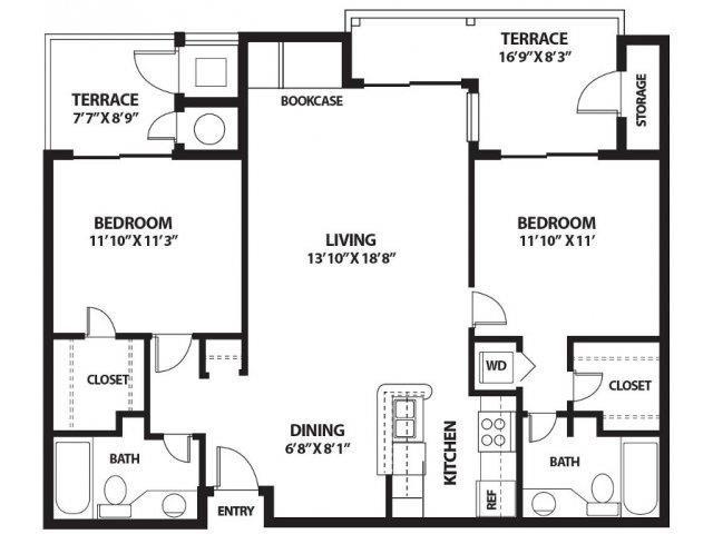 HARBOUR Floor Plan 9