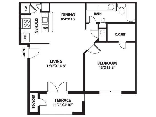 MALIBU Floor Plan 5