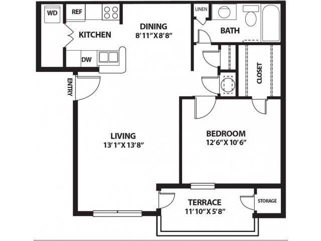 MARTINIQUE Floor Plan 6