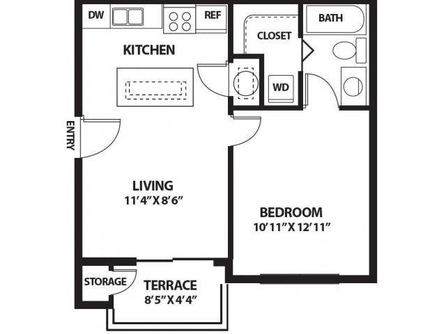 MONTE CARLO Floor Plan 7