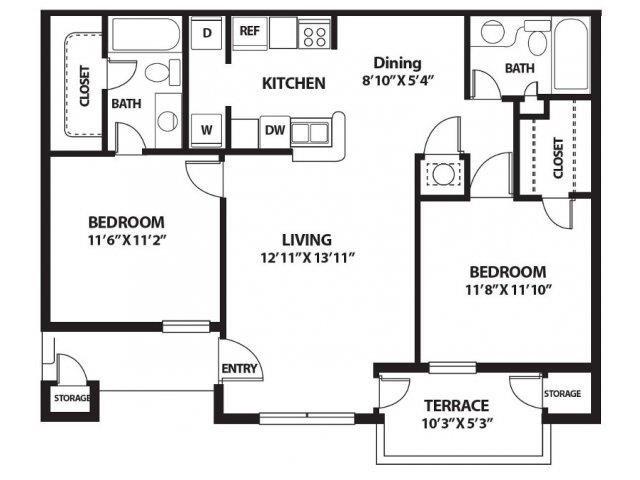RIVIERA Floor Plan 11