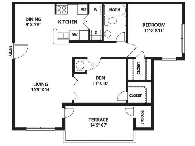 ST TROPEZ Floor Plan 8