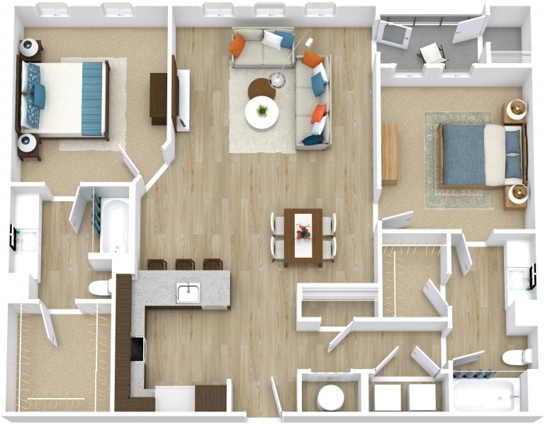 Pearl Floor Plan 6