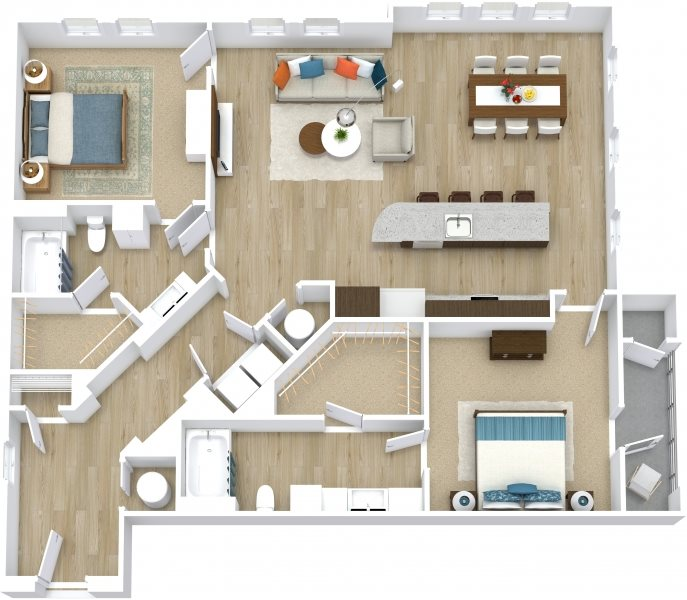 Ruby Floor Plan 7