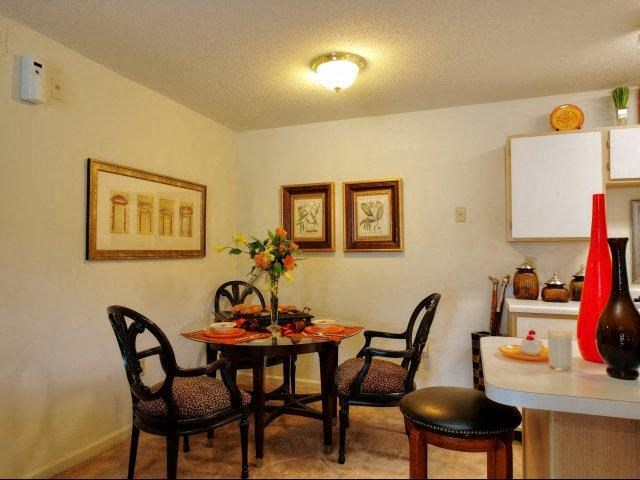Formal Dining Room at Treybrooke Village Apartments, North Carolina