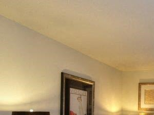 Upgraded Living Room Lighting at Treybrooke Village Apartments, Greensboro, 27406