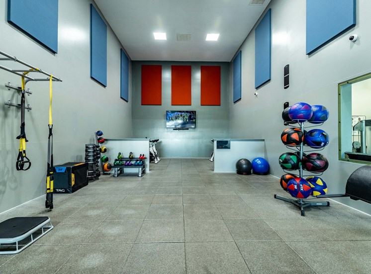 Fit Studio with Wellbeats System and TRX - Paradise Island