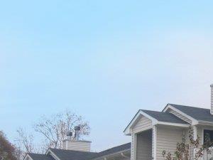 Apartment Complex Exterior at Brannigan Village Apartments, Winston Salem, NC, 27127