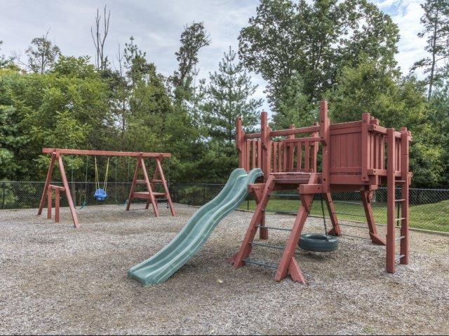 Play Structure at Brannigan Village Apartments, Winston Salem