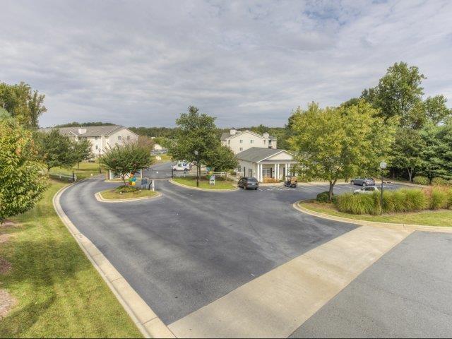 Controlled-Access Gate at Brannigan Village Apartments, Winston Salem, 27127