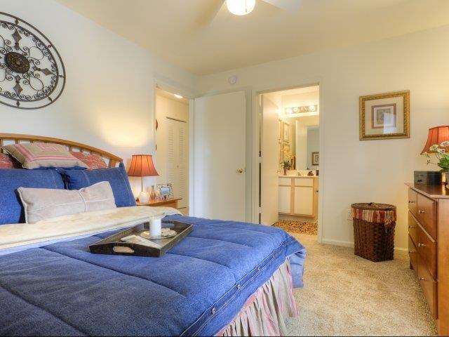 Spacious Bedroom at Ascot Point Village Apartments, North Carolina