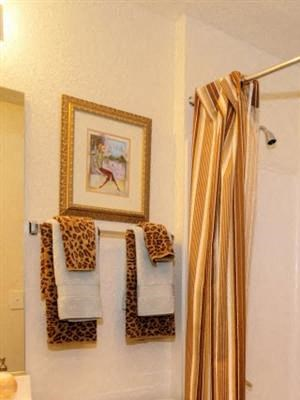 Shower Enclosures at Copper Mill Village Apartments, High Point, NC