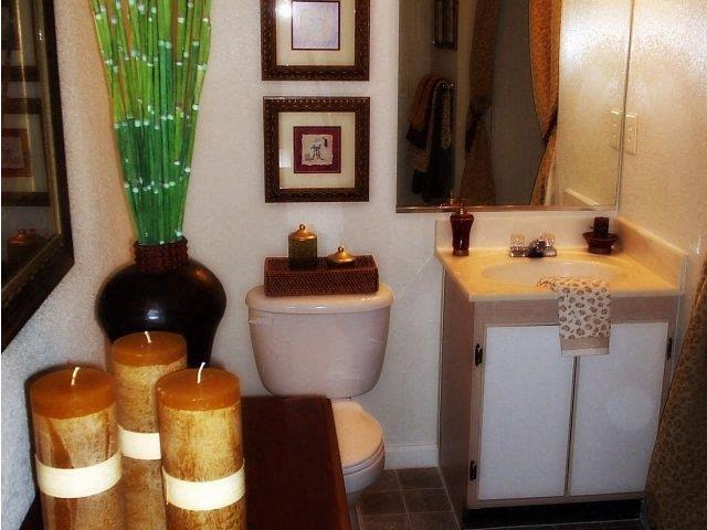 Bathroom Interior at Broadstone Village Apartments, North Carolina