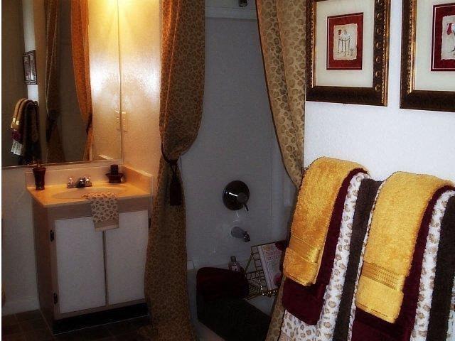 Master Bathroom at Broadstone Village Apartments, North Carolina, 27260