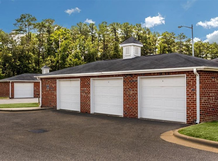 Rentable Garages With Remote Access at Hidden Creek Village Apartments, Fayetteville, 28314