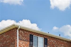 Apartment Complex Exterior With Beautiful Brick Construction at Hidden Creek Village Apartments, Fayetteville, NC, 28314