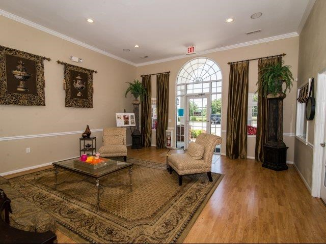 Resident Lounge at Deer Meadow Village Apartments, South Carolina, 29209