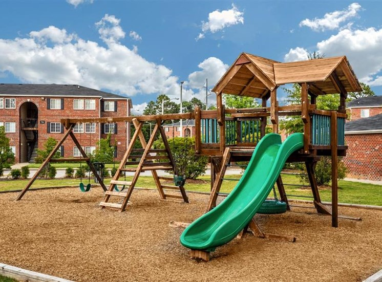 Community Playground at Eagle Point Village Apartments, Fayetteville, NC