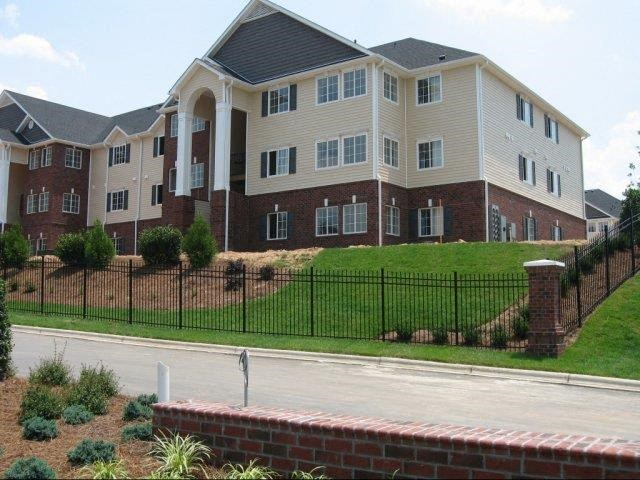 Lovely Park Views  at Battleground North Apartments, North Carolina