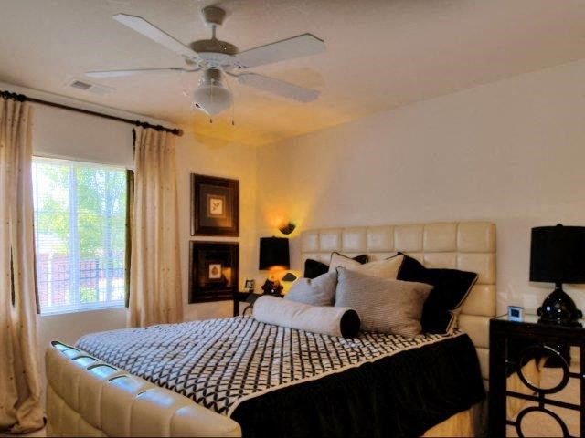 Large Bedroom at Battleground North Apartments, Greensboro, NC, 27410