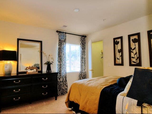 Spacious Bedrooms at Battleground North Apartments, North Carolina