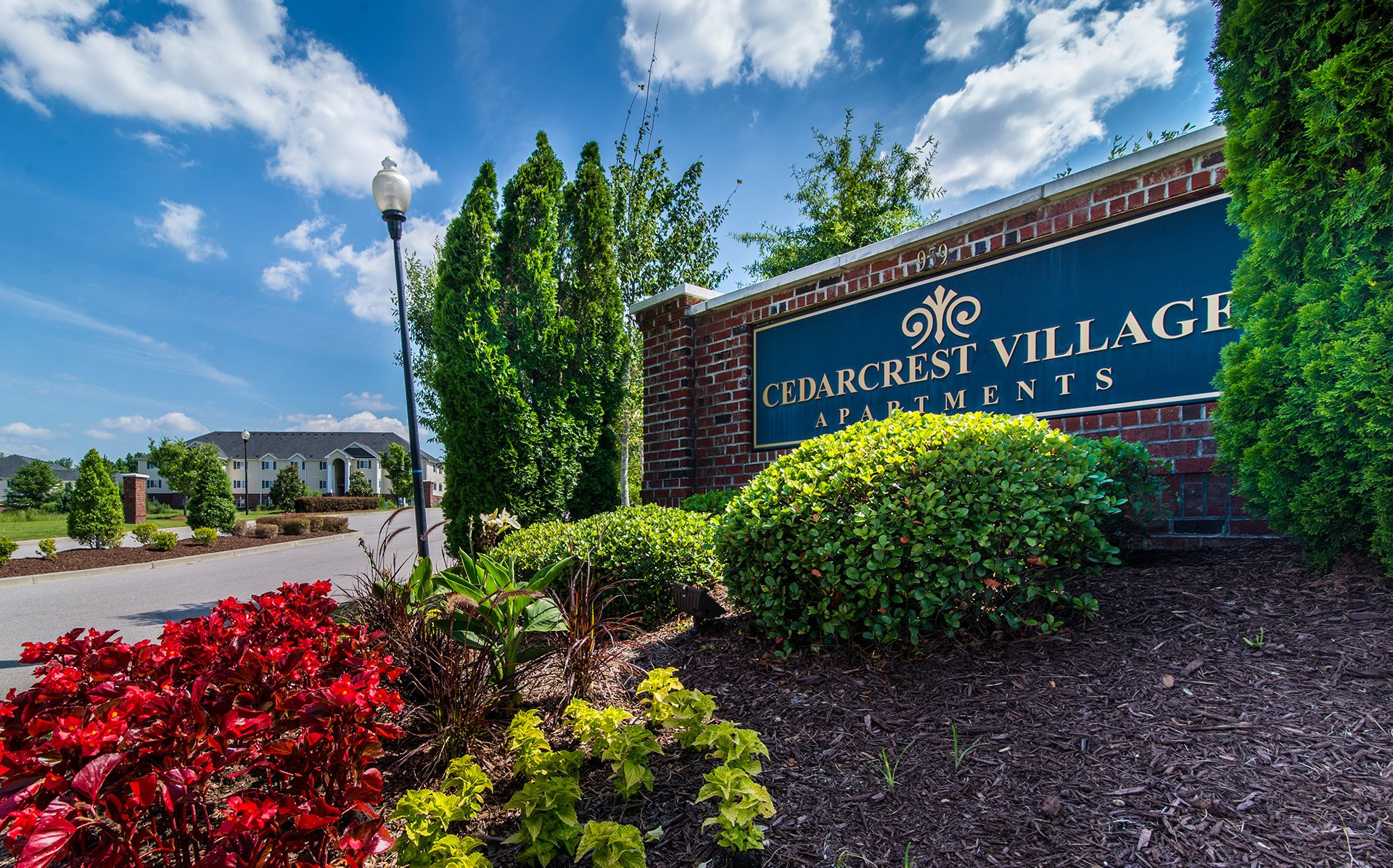 Apartments in Lexington, SC | Cedarcrest Village
