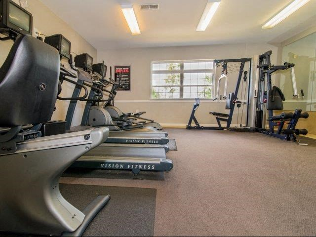 Cardio Equipment at Cedarcrest Village Apartments, Lexington, SC