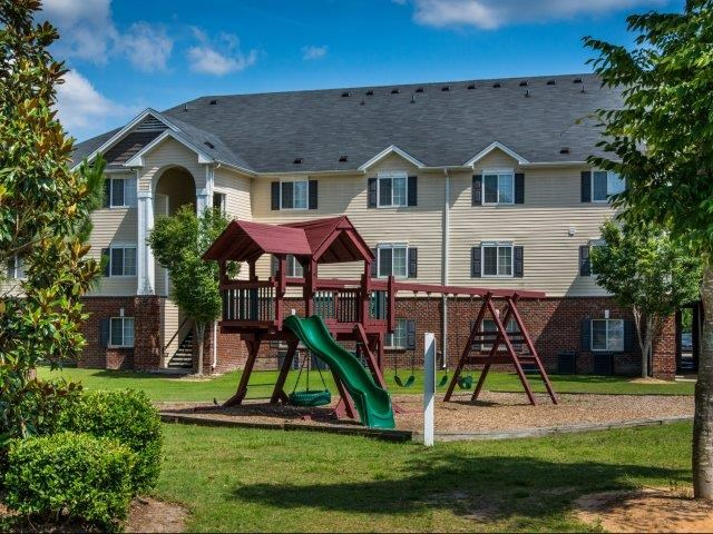 Play Structure at Cedarcrest Village Apartments, Lexington, 29072