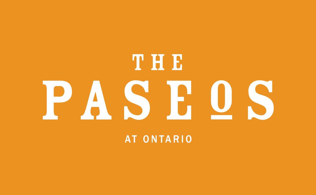 Paseos Ontario Apartments - Logo