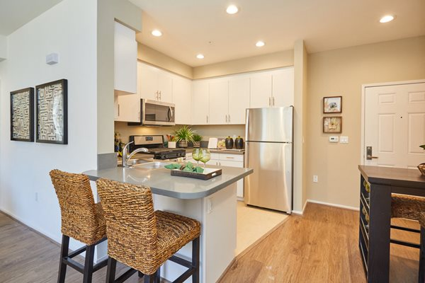 Paseos Ontario Apartments - Kitchen