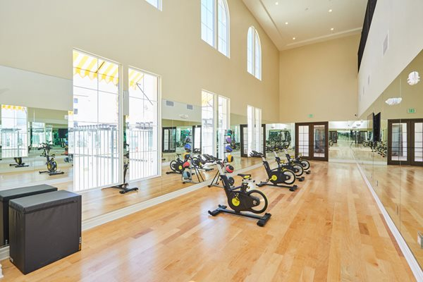 Paseos Ontario Apartments - Fitness Center