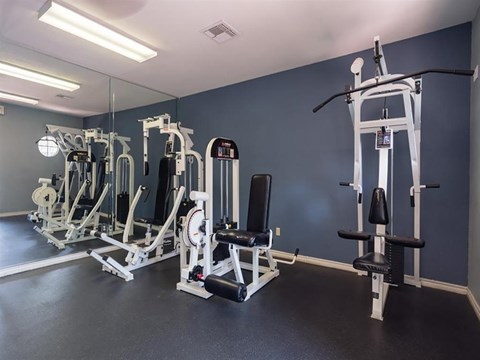 The Enclave at Cypress Park Apartments Houston, TX Fitness Center