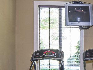 Fitness Center | Rock Ridge Apartment Homes | Arlington, TX