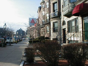 475 Commonwealth Avenue Studio-4 Beds Apartment for Rent Photo Gallery 1