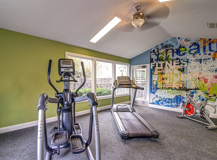 Fitness Center at Sienna Square