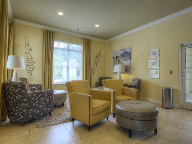 Trendy Sitting Area at Berrington Village Apartments, North Carolina, 28803