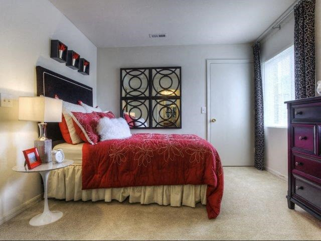 Private Master Bedroom at Berrington Village Apartments, Asheville
