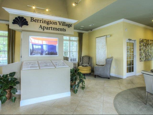 Main Office Entrance at Berrington Village