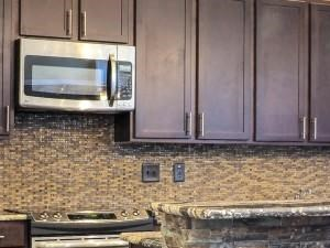 Kitchen Detail at Amberton at Stonewater, Cary, NC, 27519