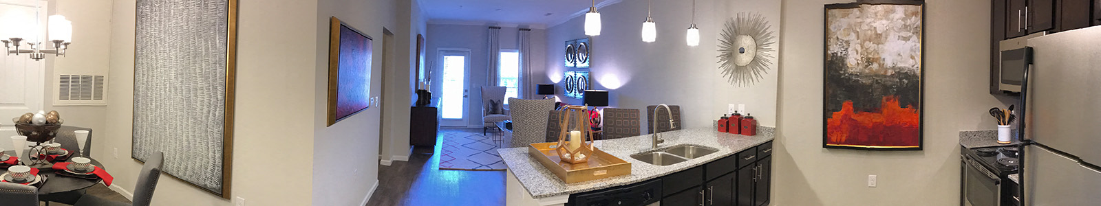 Upgraded Interiors At Horizons At Steele Creek, Charlotte, NC, 28273