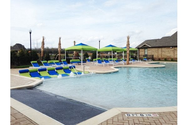 Resort-Inspired Oasis Featuring an Exquisite Salt Water Pool at Horizons at Steele Creek, Charlotte