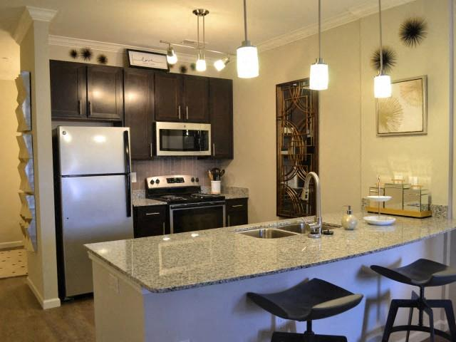 All Electric Kitchen At Horizons At Steele Creek, North Carolina, 28273