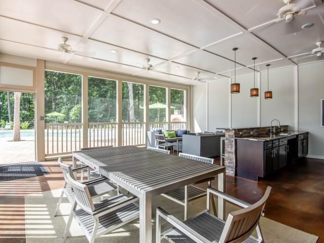 Summer Kitchen at Horizons at Steele Creek, North Carolina