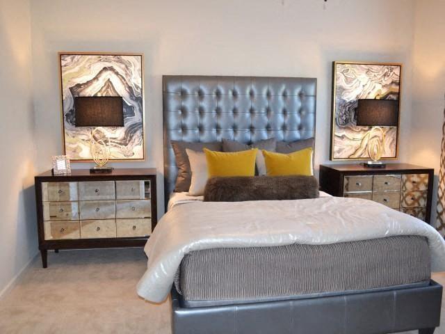Bedroom Storage at Horizons at Steele Creek, North Carolina