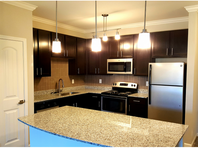 Chef Inspired Kitchen Islands at Horizons at Steele Creek, Charlotte, 28273